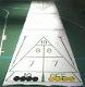 シャッフルボード 12mタイプ キュー ディスク(黄色4、黒4)