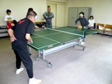 栃木県視覚障害者福祉協会サウンドテーブルテニス